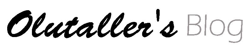 Olutaller's Blog